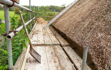 advantages of Newark thatch roofing