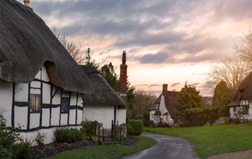 is Newark thatch roofing popular