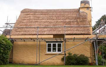 Newark thatch roofing costs